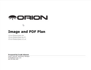 EU Microsites Image and PDF Plan
