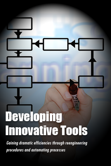 Developing Innovative Tools